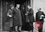 Image of city officials Archangel Russia, 1918, second 34 stock footage video 65675053032