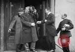 Image of city officials Archangel Russia, 1918, second 36 stock footage video 65675053032