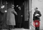 Image of city officials Archangel Russia, 1918, second 41 stock footage video 65675053032