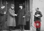Image of city officials Archangel Russia, 1918, second 43 stock footage video 65675053032
