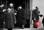 Image of city officials Archangel Russia, 1918, second 59 stock footage video 65675053032