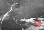 Image of Russian officials Archangel Russia, 1918, second 1 stock footage video 65675053033