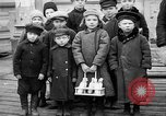 Image of Russian children Archangel Russia, 1918, second 2 stock footage video 65675053035