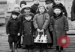 Image of Russian children Archangel Russia, 1918, second 3 stock footage video 65675053035