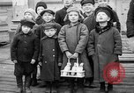 Image of Russian children Archangel Russia, 1918, second 7 stock footage video 65675053035
