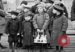 Image of Russian children Archangel Russia, 1918, second 10 stock footage video 65675053035