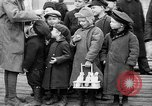 Image of Russian children Archangel Russia, 1918, second 13 stock footage video 65675053035
