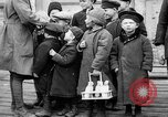 Image of Russian children Archangel Russia, 1918, second 16 stock footage video 65675053035