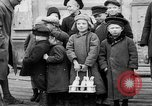 Image of Russian children Archangel Russia, 1918, second 20 stock footage video 65675053035