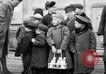 Image of Russian children Archangel Russia, 1918, second 21 stock footage video 65675053035