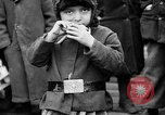 Image of Russian children Archangel Russia, 1918, second 32 stock footage video 65675053035