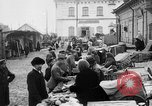 Image of US soldiers visit an open air market Archangel Russia, 1918, second 5 stock footage video 65675053036