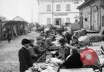 Image of US soldiers visit an open air market Archangel Russia, 1918, second 13 stock footage video 65675053036