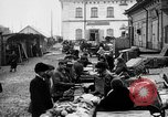 Image of US soldiers visit an open air market Archangel Russia, 1918, second 15 stock footage video 65675053036