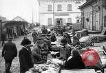 Image of US soldiers visit an open air market Archangel Russia, 1918, second 19 stock footage video 65675053036