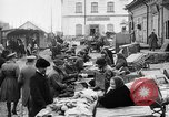 Image of US soldiers visit an open air market Archangel Russia, 1918, second 27 stock footage video 65675053036
