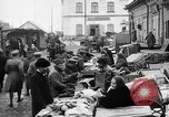 Image of US soldiers visit an open air market Archangel Russia, 1918, second 28 stock footage video 65675053036