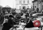 Image of US soldiers visit an open air market Archangel Russia, 1918, second 29 stock footage video 65675053036