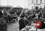 Image of US soldiers visit an open air market Archangel Russia, 1918, second 37 stock footage video 65675053036