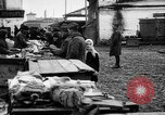 Image of US soldiers visit an open air market Archangel Russia, 1918, second 38 stock footage video 65675053036