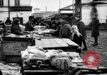 Image of US soldiers visit an open air market Archangel Russia, 1918, second 49 stock footage video 65675053036