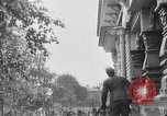 Image of Raising American flag at Red Cross hospital Archangel Russia, 1918, second 8 stock footage video 65675053037