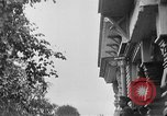 Image of Raising American flag at Red Cross hospital Archangel Russia, 1918, second 9 stock footage video 65675053037