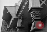 Image of Raising American flag at Red Cross hospital Archangel Russia, 1918, second 14 stock footage video 65675053037