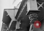 Image of Raising American flag at Red Cross hospital Archangel Russia, 1918, second 15 stock footage video 65675053037