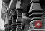 Image of Raising American flag at Red Cross hospital Archangel Russia, 1918, second 24 stock footage video 65675053037