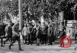 Image of Raising American flag at Red Cross hospital Archangel Russia, 1918, second 48 stock footage video 65675053037
