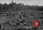 Image of Russians Archangel Russia, 1918, second 8 stock footage video 65675053040