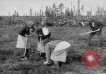 Image of Russians Archangel Russia, 1918, second 20 stock footage video 65675053040