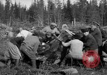 Image of Russians Archangel Russia, 1918, second 21 stock footage video 65675053040