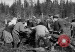 Image of Russians Archangel Russia, 1918, second 24 stock footage video 65675053040