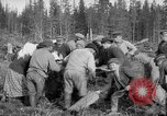 Image of Russians Archangel Russia, 1918, second 25 stock footage video 65675053040