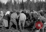 Image of Russians Archangel Russia, 1918, second 26 stock footage video 65675053040