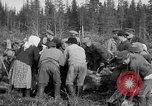 Image of Russians Archangel Russia, 1918, second 27 stock footage video 65675053040