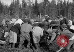 Image of Russians Archangel Russia, 1918, second 29 stock footage video 65675053040