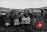 Image of Russians Archangel Russia, 1918, second 37 stock footage video 65675053040