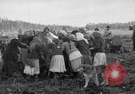 Image of Russians Archangel Russia, 1918, second 38 stock footage video 65675053040
