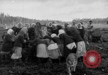 Image of Russians Archangel Russia, 1918, second 39 stock footage video 65675053040