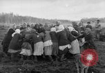 Image of Russians Archangel Russia, 1918, second 41 stock footage video 65675053040