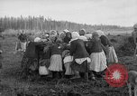 Image of Russians Archangel Russia, 1918, second 44 stock footage video 65675053040