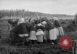 Image of Russians Archangel Russia, 1918, second 45 stock footage video 65675053040