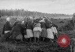 Image of Russians Archangel Russia, 1918, second 47 stock footage video 65675053040