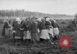 Image of Russians Archangel Russia, 1918, second 51 stock footage video 65675053040