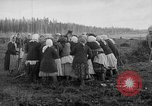 Image of Russians Archangel Russia, 1918, second 52 stock footage video 65675053040
