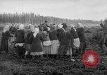 Image of Russians Archangel Russia, 1918, second 53 stock footage video 65675053040