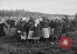 Image of Russians Archangel Russia, 1918, second 54 stock footage video 65675053040